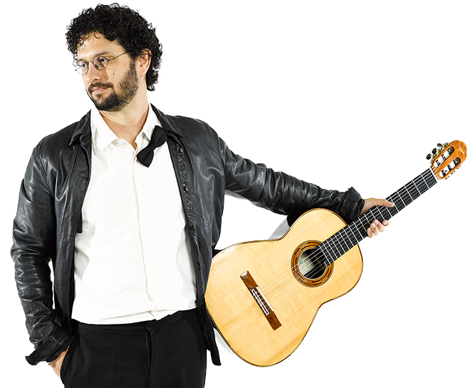 Boston Classical Guitarist Aaron Larget-Caplan