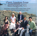 Classic American Songs CD